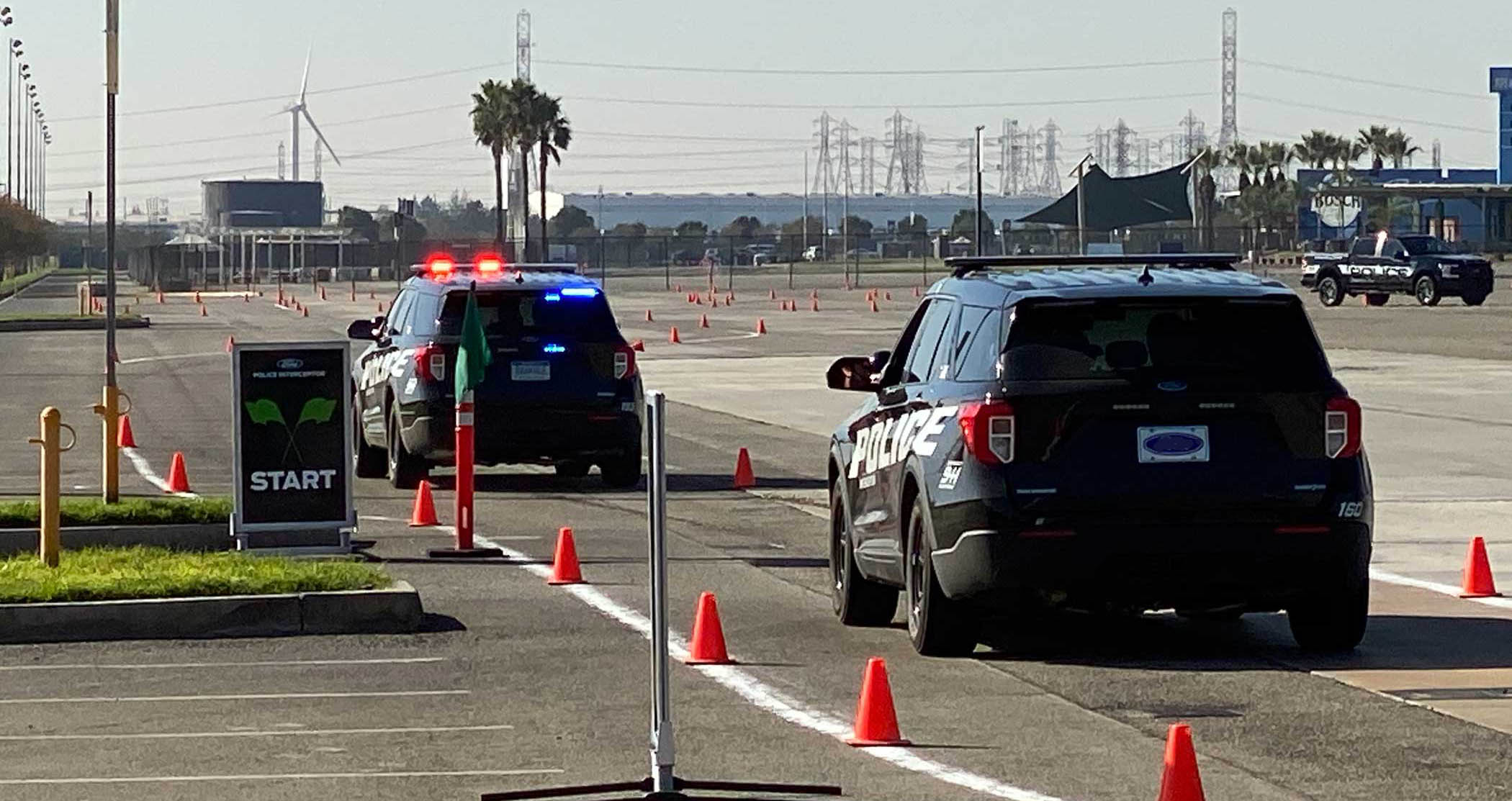 Los Angeles County Sheriff 2020/21 Model Year Vehicle Tests
