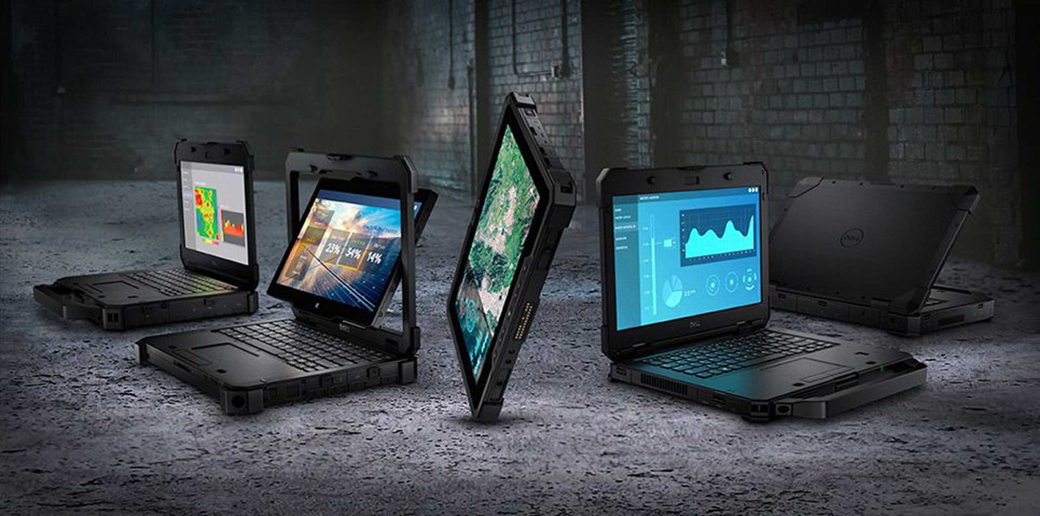 SPECIAL SECTION: The Newest in Rugged Laptops