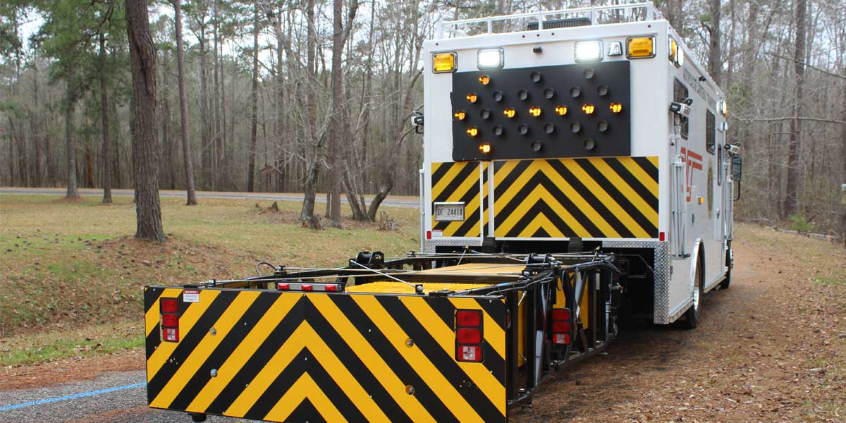 NEW Highway Safety Patrol Unit…From Custom Truck and Body Works, Inc