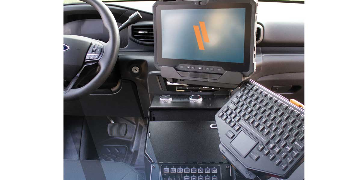 Havis Mobile Solutions for the 2020 Ford Police Interceptor