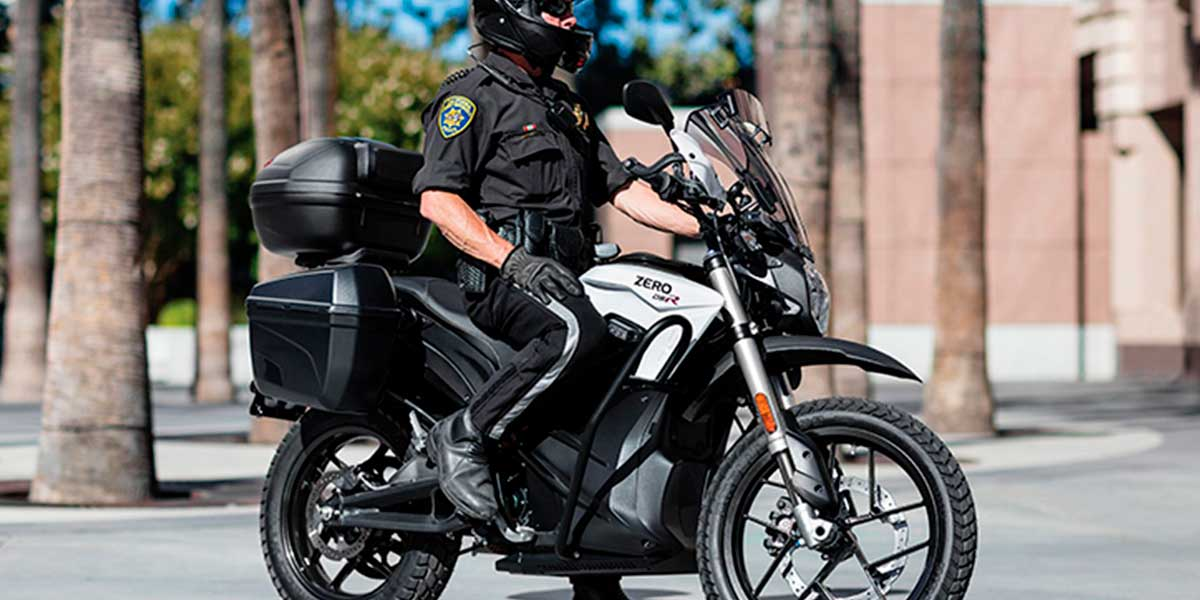 2020 Police Motorcycle Roundup