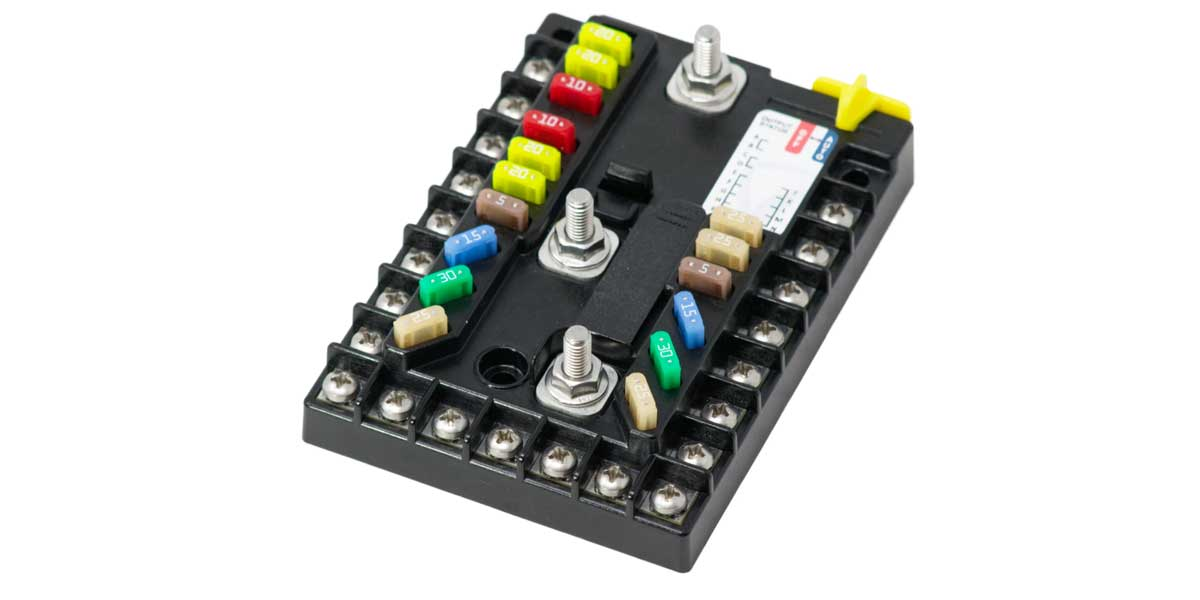 Egis Mobile Electric PDM-14 All-In-One Power Distribution Module