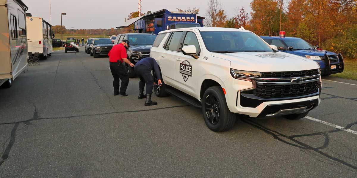 2021 Preliminary Michigan State Police Vehicle Test Results