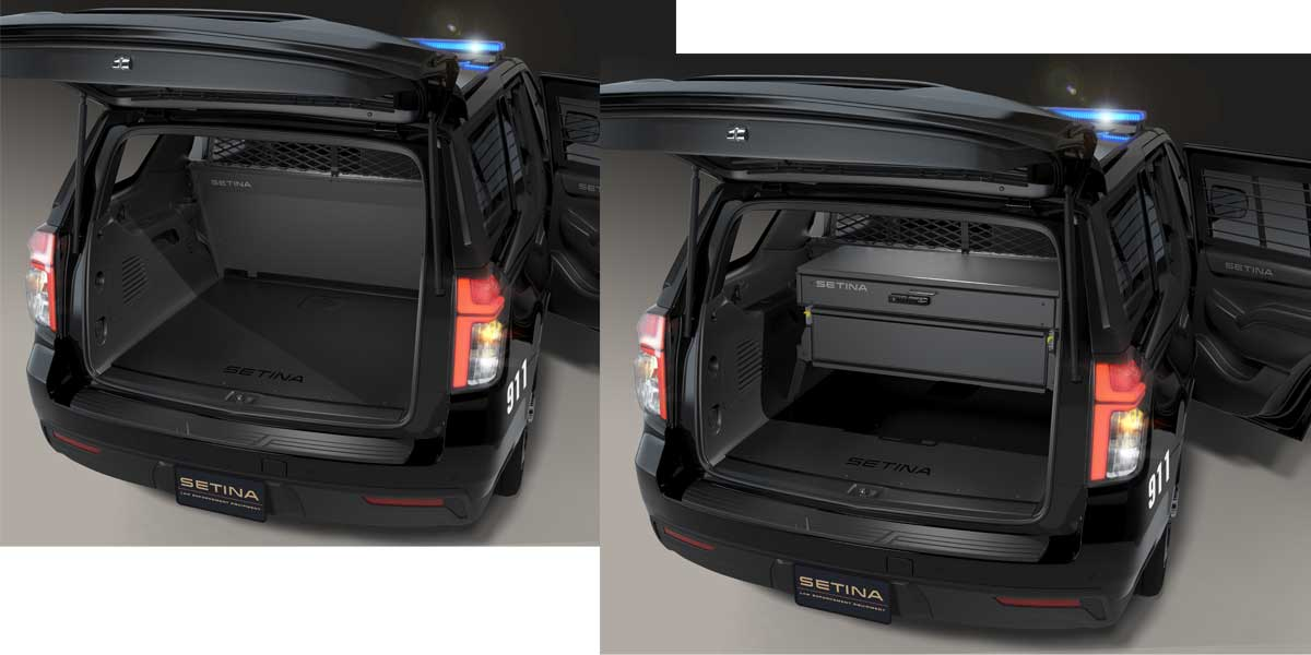 Setina Solutions For a Turnkey 2021 Tahoe