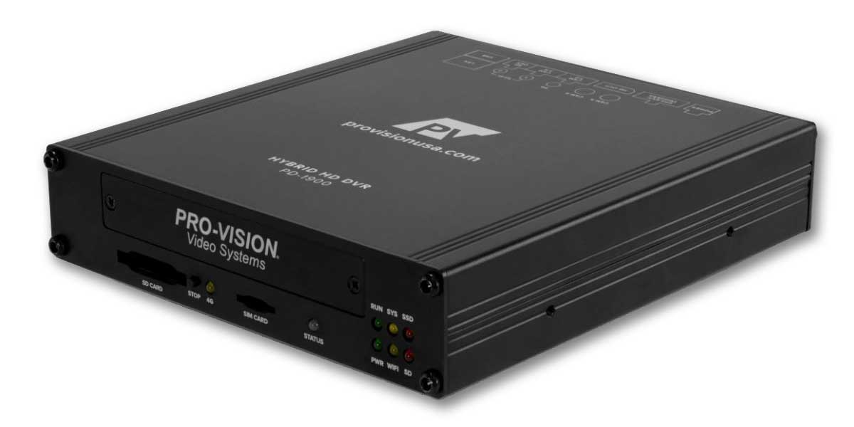 PRO-VISION® Introduces New Hybrid HD In-Car Video System for Law Enforcement