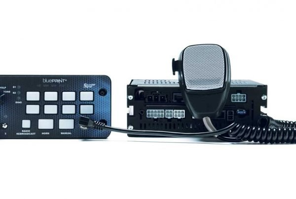 500 SERIES CONTROL SYSTEM WITH BLUEPRINT FROM SOUNDOFF SIGNAL