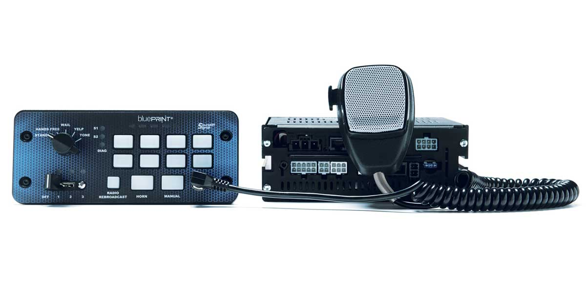 PRODUCT SPOTLIGHT: New 500 Series Control System With bluePRINT from SoundOff Signal